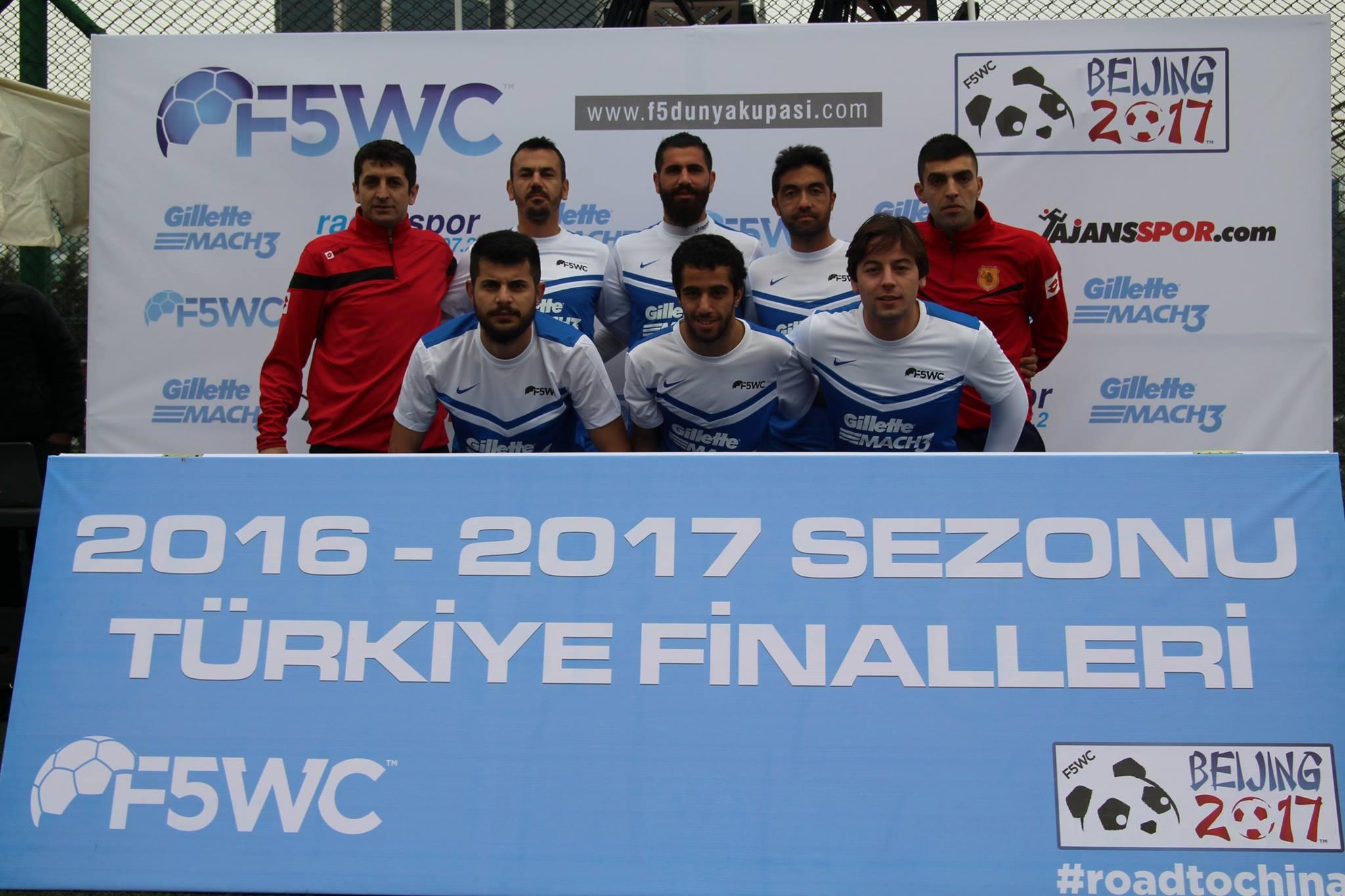 F5WC 2017 Türkiye Finalleri başladı