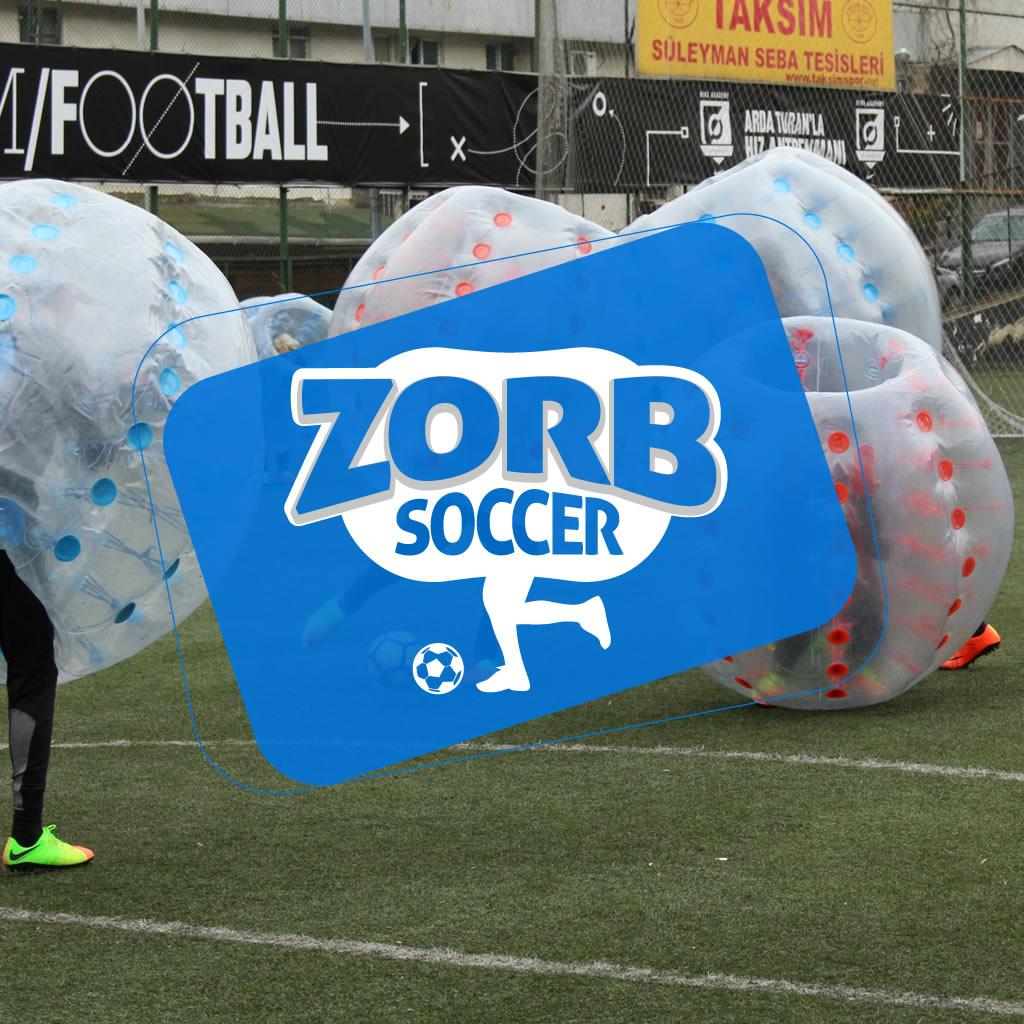 Zorb Soccer