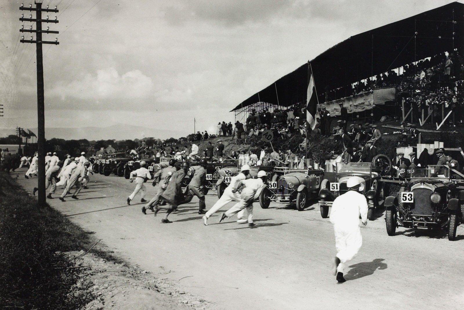 Tarihin ilk motorlu taşıtlar yarışları