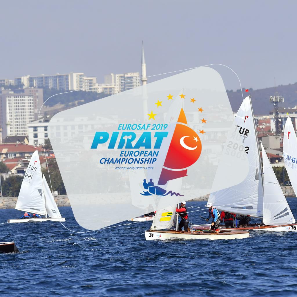 EUROSAF 2019 Pirat Avrupa Şampiyonası